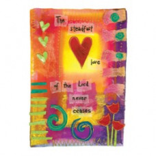 Steadfast Love Card