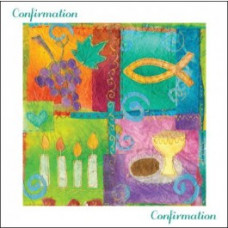 Confirmation Card Grapes