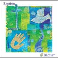 Baptism Joy Card