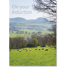 On Your Induction Card