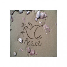 Peace With Dove Card