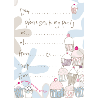 Party Invitation Pack