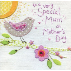 Very Special Mum on Mother's Day Card