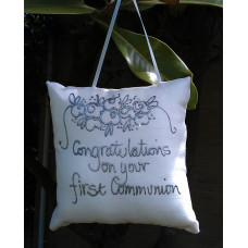 First Holy Communion Pillow