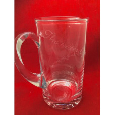 The Water Of Life Glass Jug