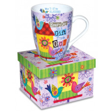 Every Day Is A Gift Boxed Mug