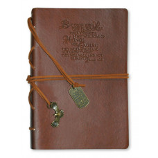 Those Who Hope Faux Leather Journal