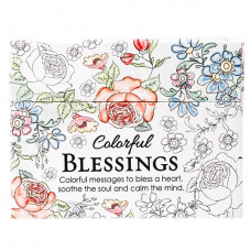 Colourful Blessings Cards