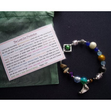 The Lord Our Protector Beaded Bracelet