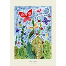 Hannah Dunnett Great Delight Card