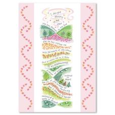Hannah Dunnett Card - Garment Of Praise