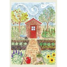 Hannah Dunnett Notebook - The Gardener