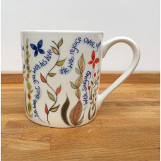 Hannah Dunnett Mug - He Delights In You