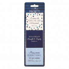 Magnet Set - Clothed With Strength & Dignity