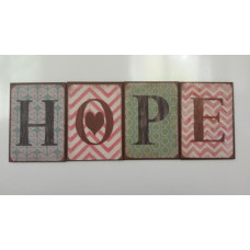 Magnetic Letters HOPE
