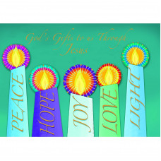 Christmas Cards 10 Pack - God's Gifts