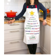 Spirit of Christmas Apron