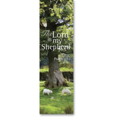 Bible Bookmark Psalm 23