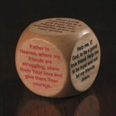 Prayer Cube - Friendship