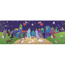 Christmas Cards 10 Pack - Adore Him