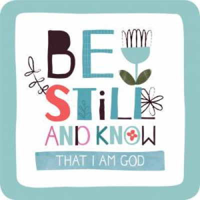 Coaster - Be Still And Know