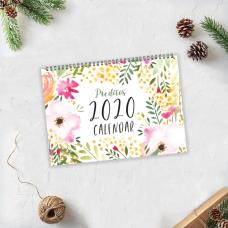 Preditos 2020 Calendar A3