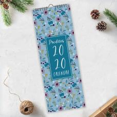 Preditos 2020 Calendar Slimline
