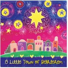 Christmas Cards 10 Pack Mini - Bethlehem