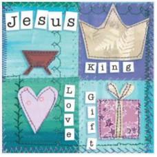Christmas Cards 10 Pack Mini - Jesus