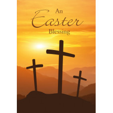 Easter Cards - An Easter Blessing (pack of 5)
