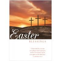 Easter Cards - Easter Blessings (pack of 5)