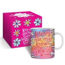 Boxed Mug - Fruit of the Spirit