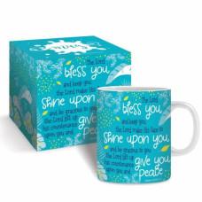 Boxed Mug - Bless You and Keep You
