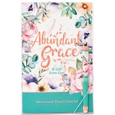 Abundant Grace Pen and Prayer Journal Set