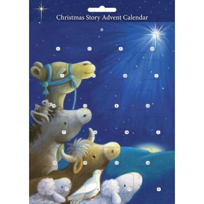 Advent Calendar - Star Gazing
