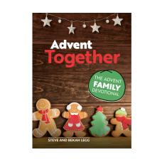 Advent Together Book Steve And Bekah Legg