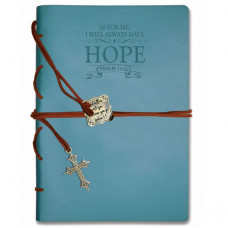 Faux Leather Journal Always Have Hope
