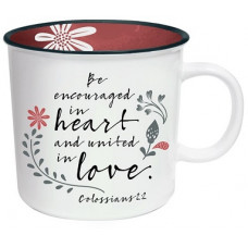 Be Encouraged Ceramic Mug