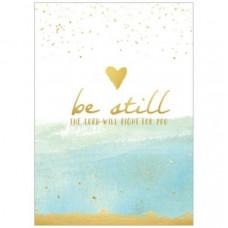 Be Still Bible Companion Journal
