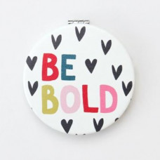 Be Bold Compact Mirror
