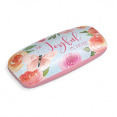 Glasses Case Joyful In Hope
