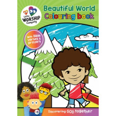 Little Worship Company Beautiful World Colouring Book