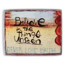 Metal Magnet: Believe In Things Unseen