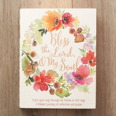 Bless the Lord, O My Soul Colouring Devotional - Psalms