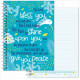 Bless You and Keep You Notebook A5
