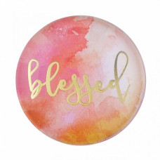Blessed Glass Magnet