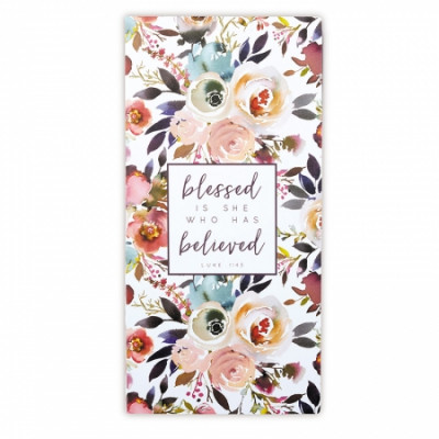 Blessed Is She Stationery Set