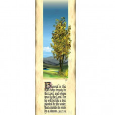 Blessed is the Man Bookmark