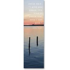 Bible Bookmark Peace