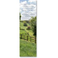 Bible Bookmark Serenity Prayer